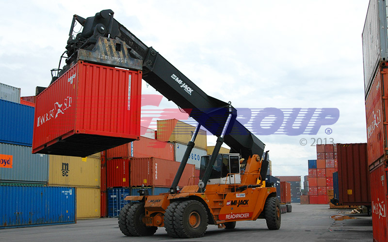 Container Terminal Gt Group