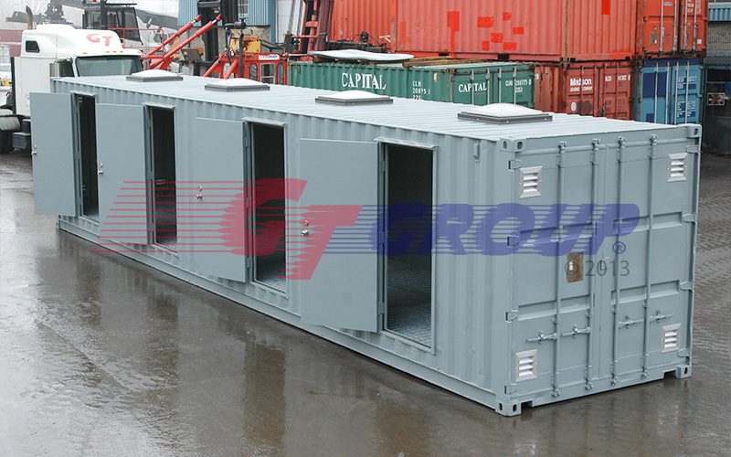 Container Sales and Rentals - GT Group