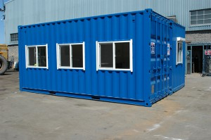 20' Double Office Containers